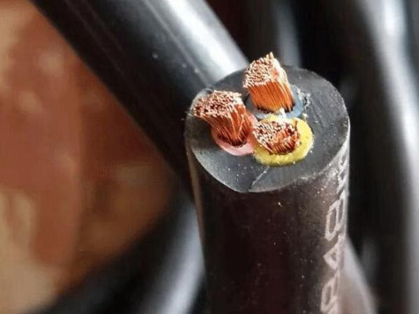 橡套电缆 橡套软电缆 橡套电缆生产厂家
