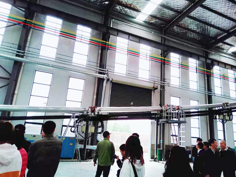 铝合金电缆生产设备